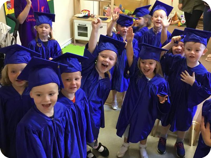Slider Graduates