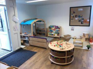 A Corner of the Nursery