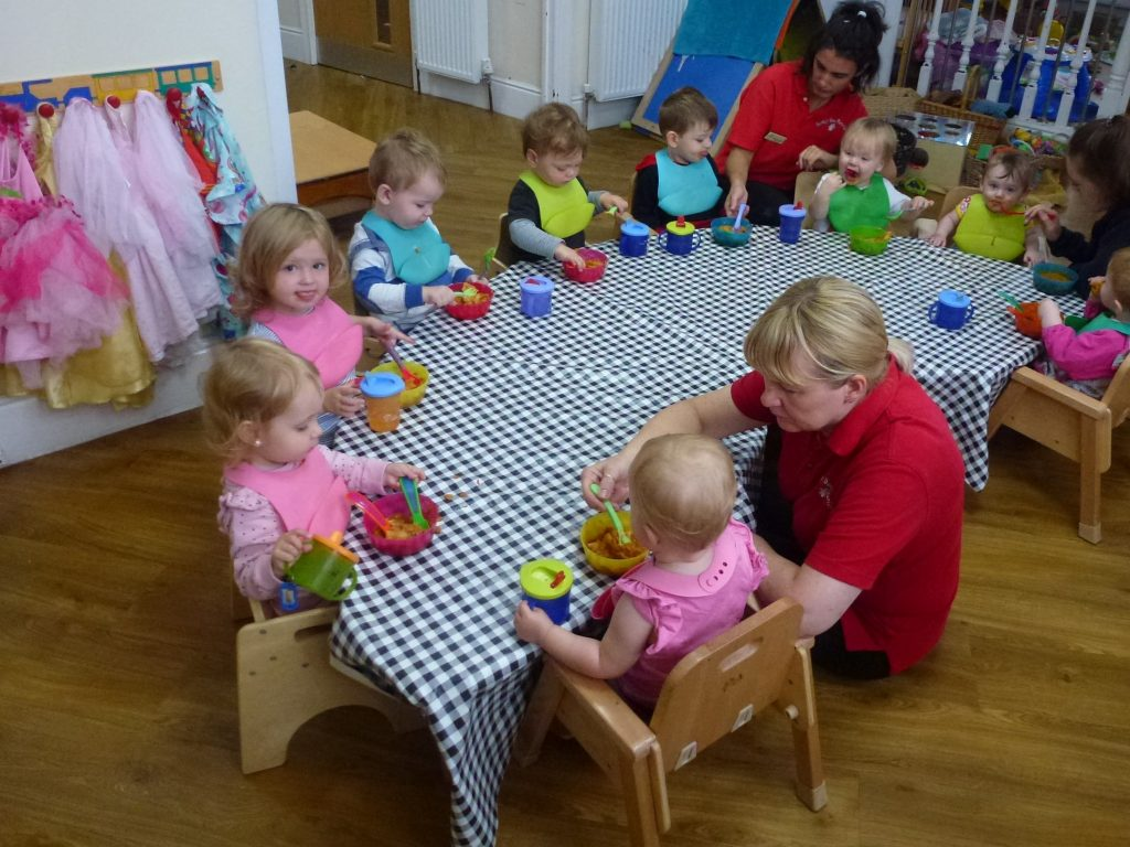Lunch for Little Ones