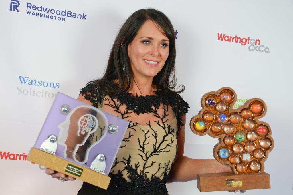 Siobhan's Awards